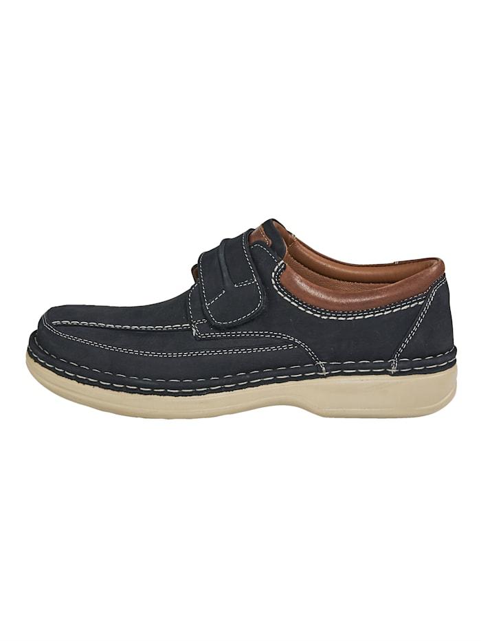Slipper obuv s nárazy tlumící podrážkou