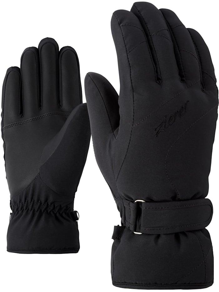 Ziener KADDY lady glove, Black