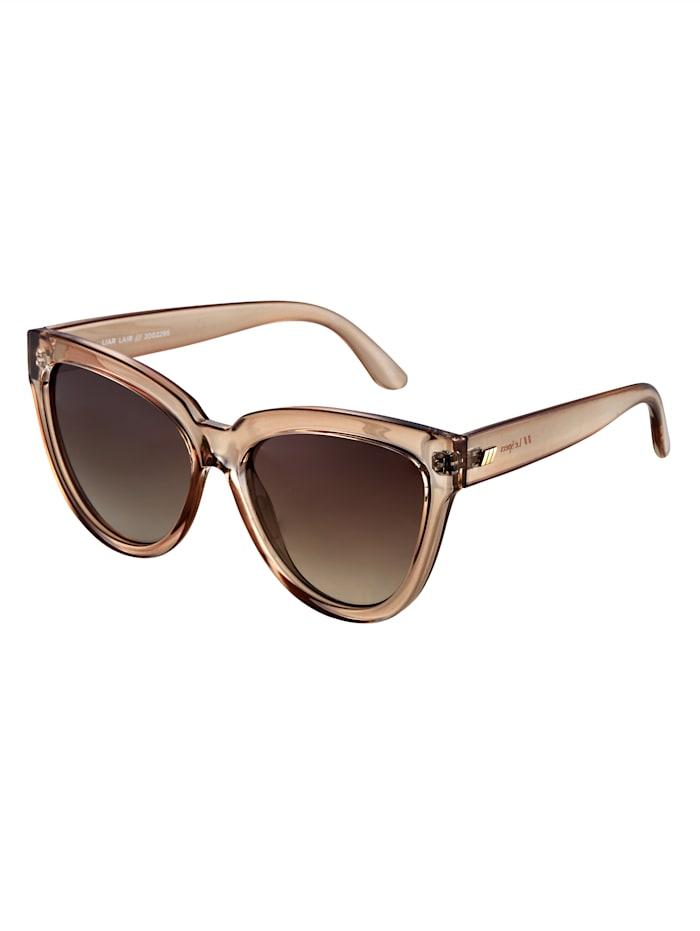Le Specs Sonnenbrille, Nude