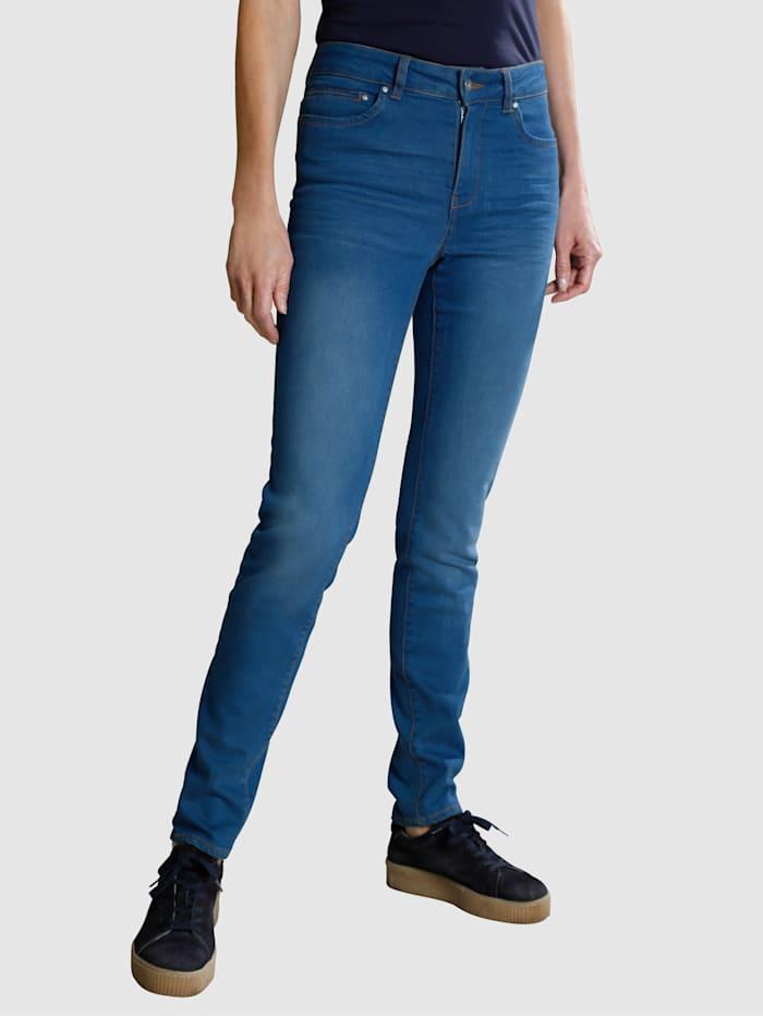 Dress In Jeans Laura extra Slim, Medium blue
