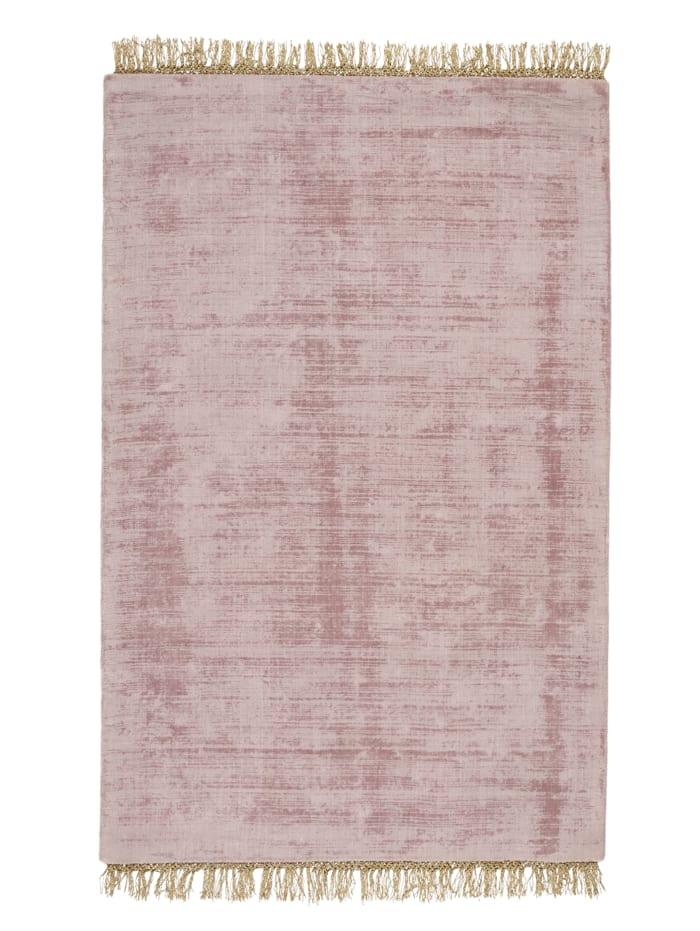 IMPRESSIONEN living Teppich, Rosé