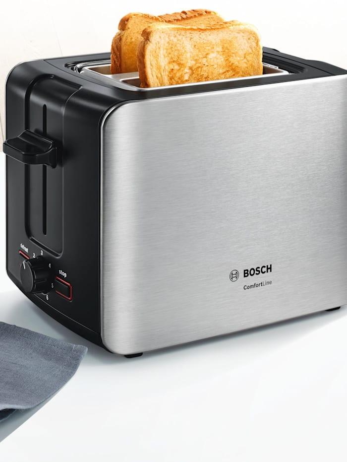 Kompakti leivänpaahdin Bosch TAT6A913