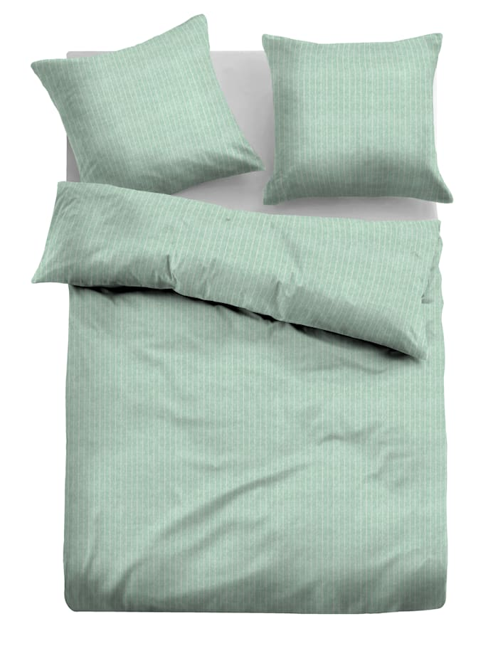 Tom Tailor Bedlinnen Silvia, aqua grey