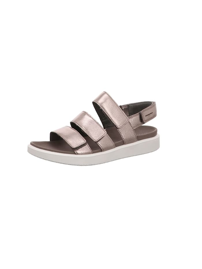 Ecco Sandalen/Sandaletten, metall