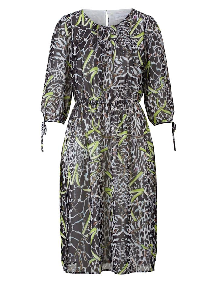 AMY VERMONT Kleid im allover-Druck, Multicolor