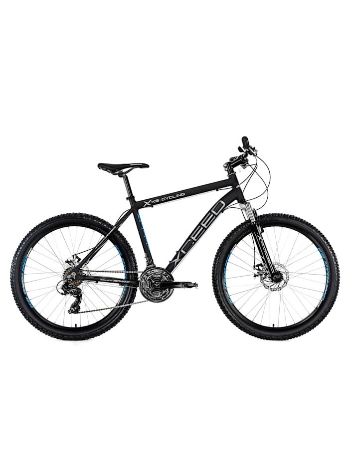 """KS Cycling Mountainbike Hardtail 26"""" Xceed, schwarz"""