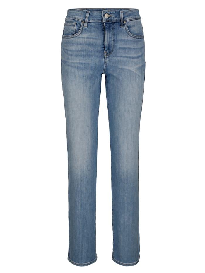 NYDJ Jeans met LIFT&TUCK technologie, Lichtblauw