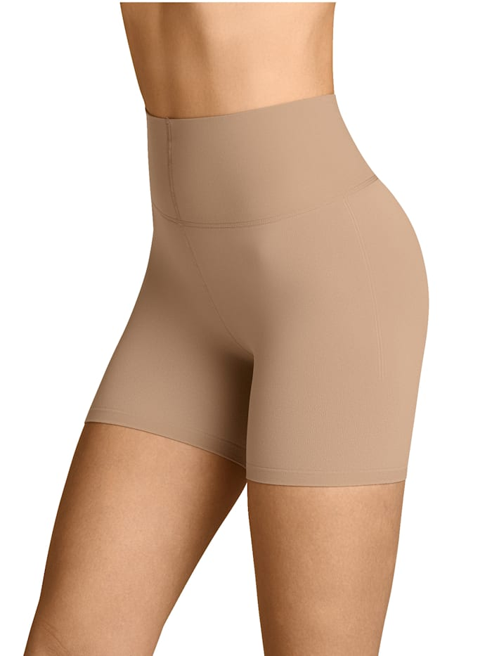 ITEM m6 Shape-Shorts mit Shaping, Nude
