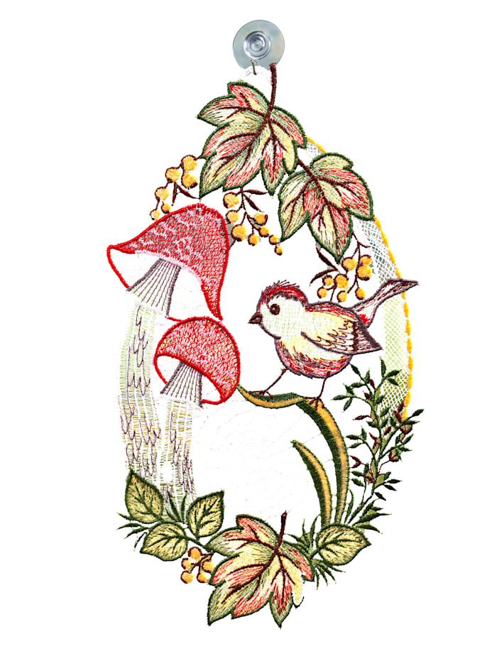 Raebel Raamdecoratie, multicolor