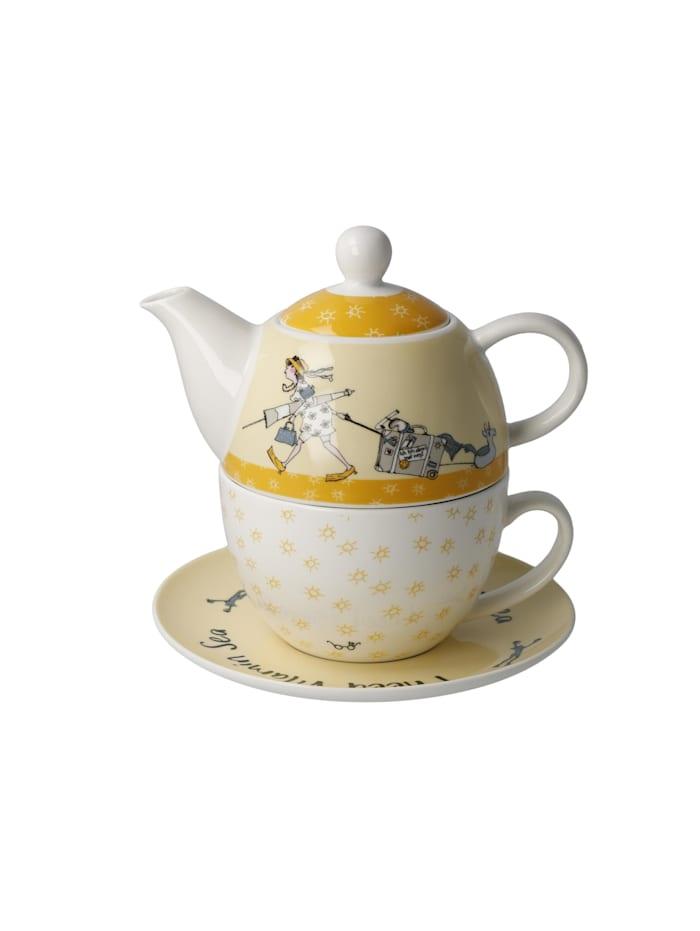 Goebel Goebel Tea for One Freundlieb - I Need Vitamin Sea, Freundlieb - Vitamin Sea