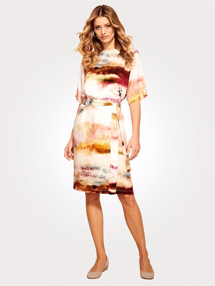 Robe à imprimé mode
