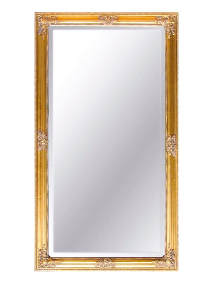 Wandspiegel Fleur, Gold