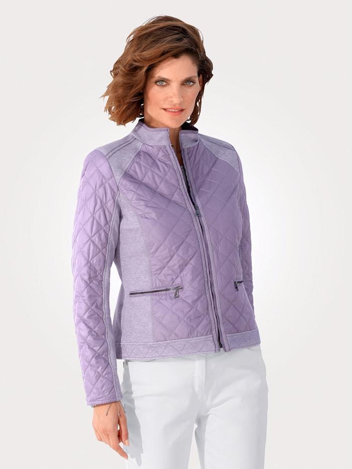MONA Biker jacket, Purple
