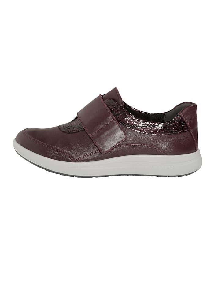 Chaussures basses à large fermeture auto-agrippante