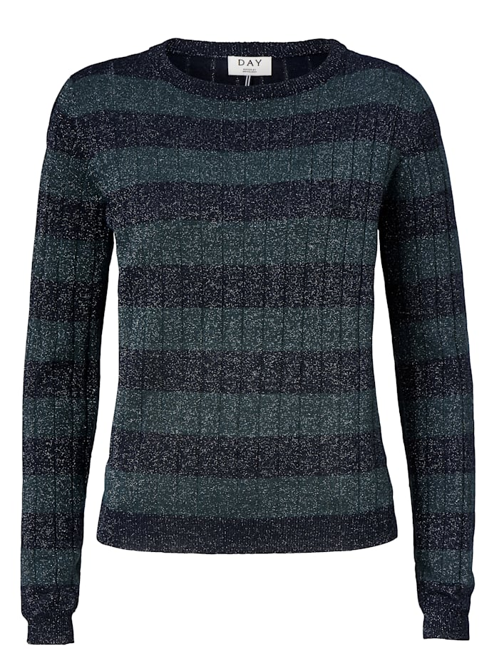 Day by Birger et Mikkelsen Pullover, Blau