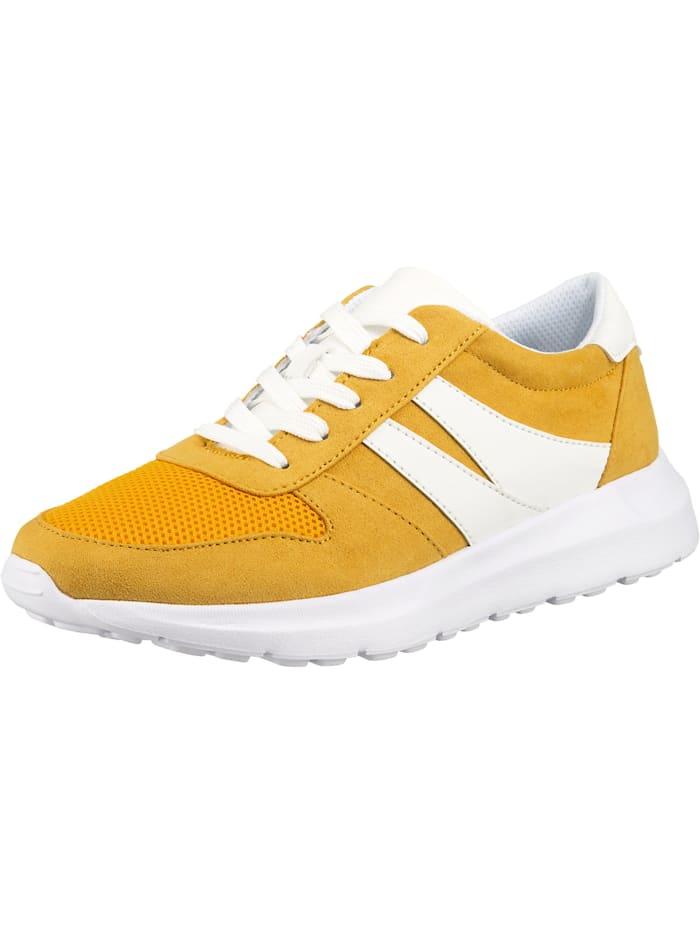 ambellis Sneakers Low, gelb
