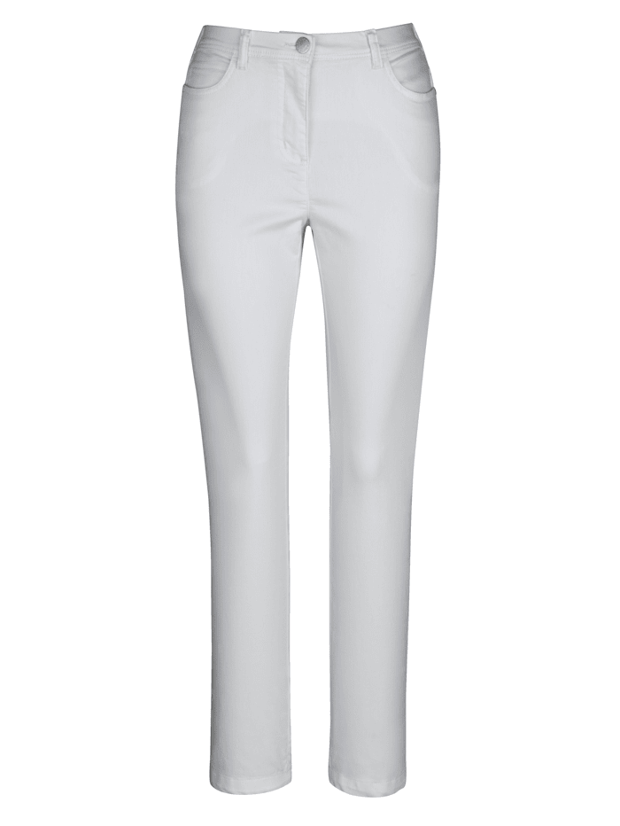 Pantalon à taille extensible