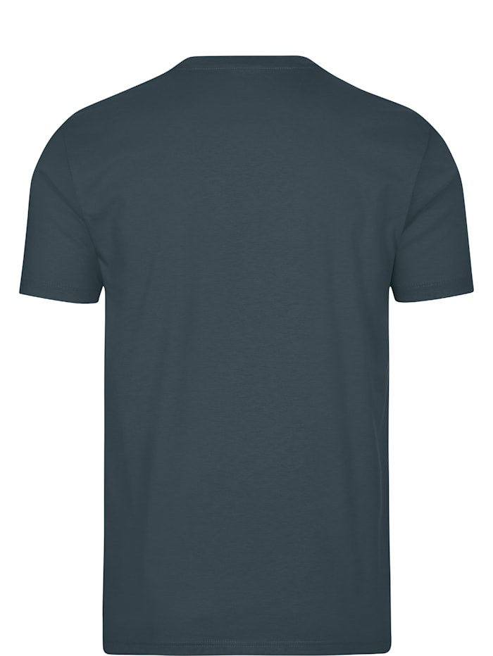 Damen V-Shirt DELUXE Baumwolle