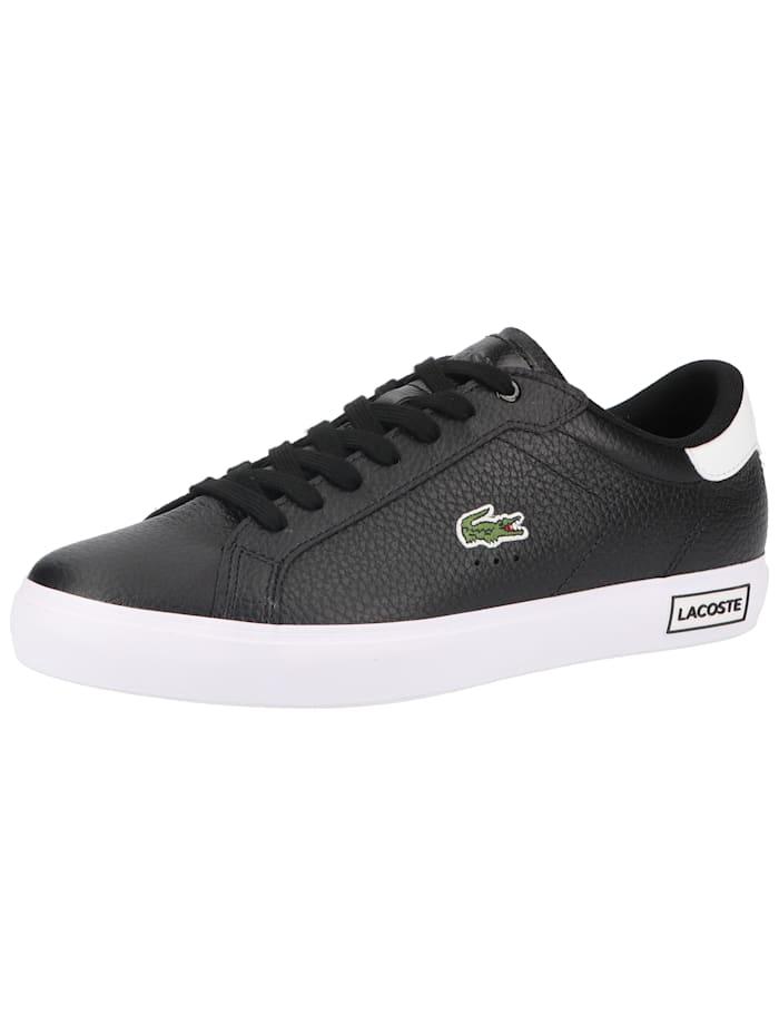 LACOSTE LACOSTE Sneaker, Schwarz/Weiß