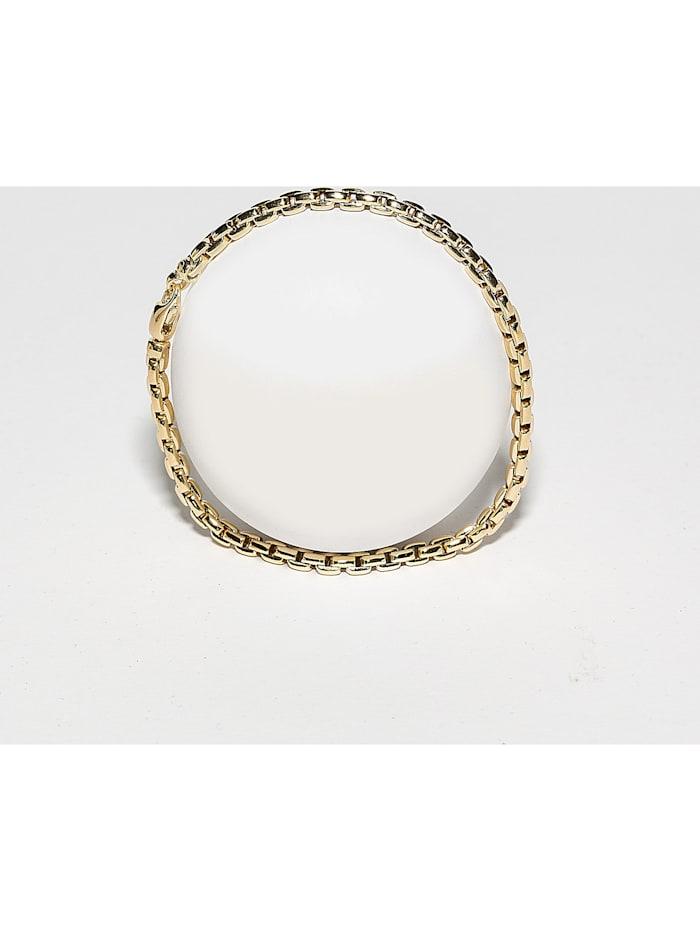 CHRIST Gold Damen-Armband Weißgold/gold