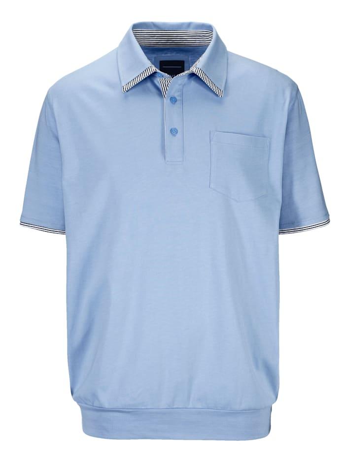 BABISTA Shirt, Lichtblauw