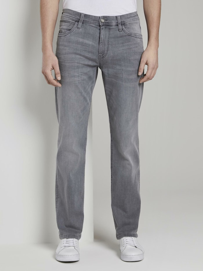 Marvin Straight Jeans in heller Waschung