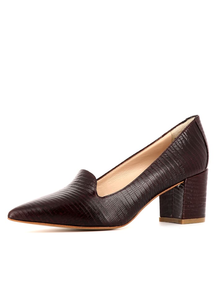 EVITA Damen Pumps ROMINA, bordeaux
