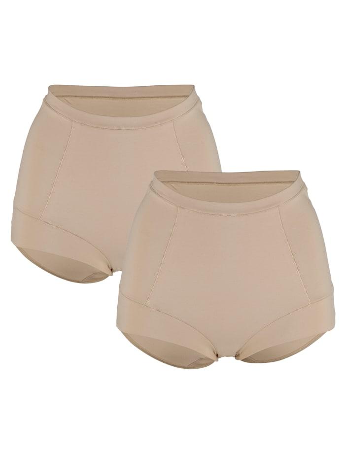 Harmony Kevyesti muotoilevat alushousut, sis. Cotton made in Africa -puuvillaa, Nude