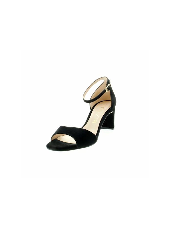 Unisa Sandalen/Sandaletten, schwarz