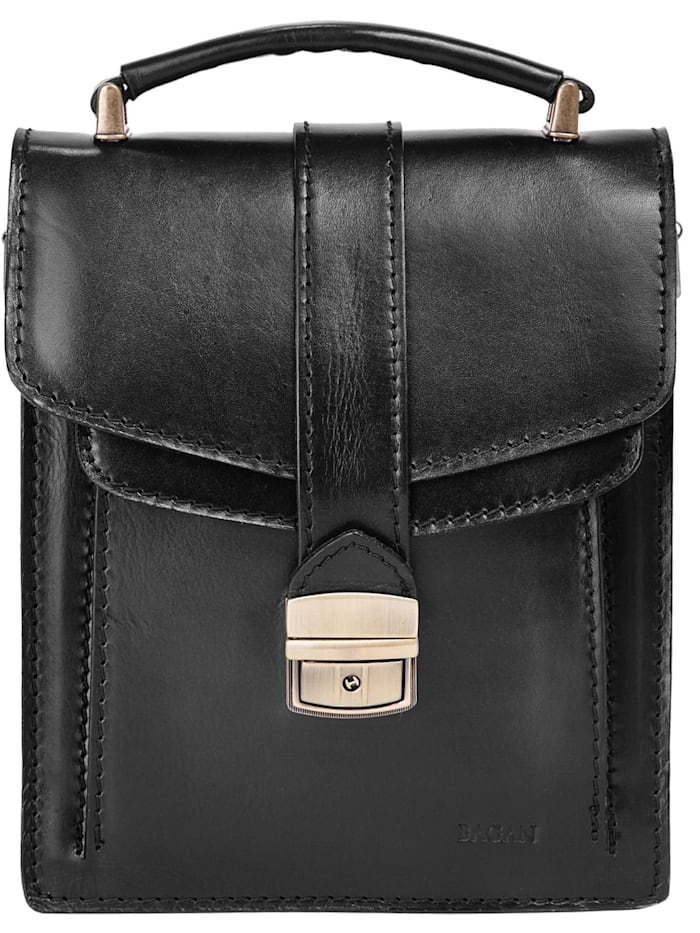BAGAN Herrentasche, schwarz