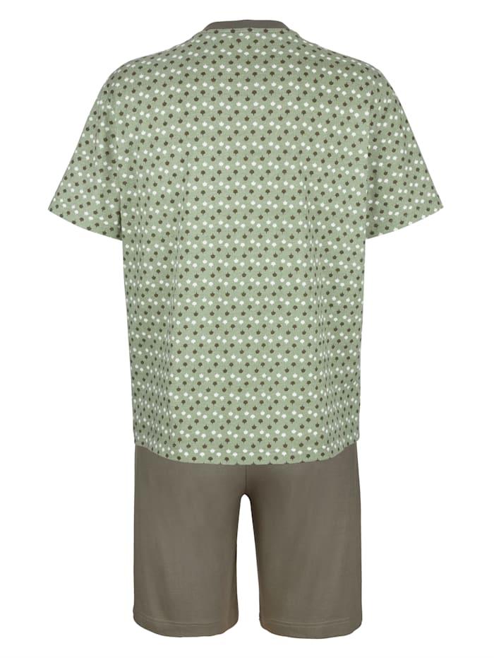 Somrig pyjamas