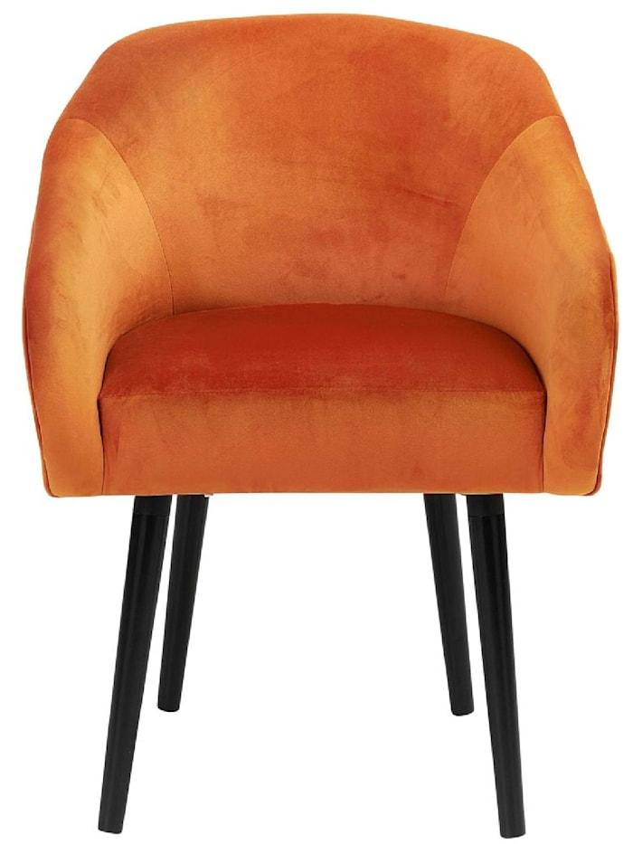 Living Stuhl, Orange