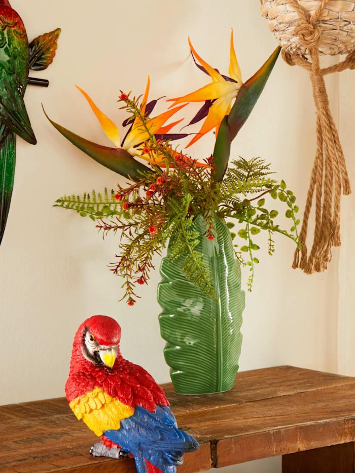 Koristekolibrikukka, monivärinen