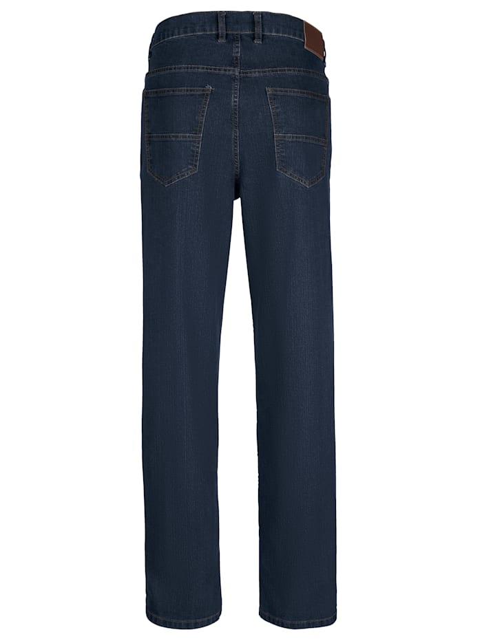 5-Pocket Jeans mit Gürtelschlaufen
