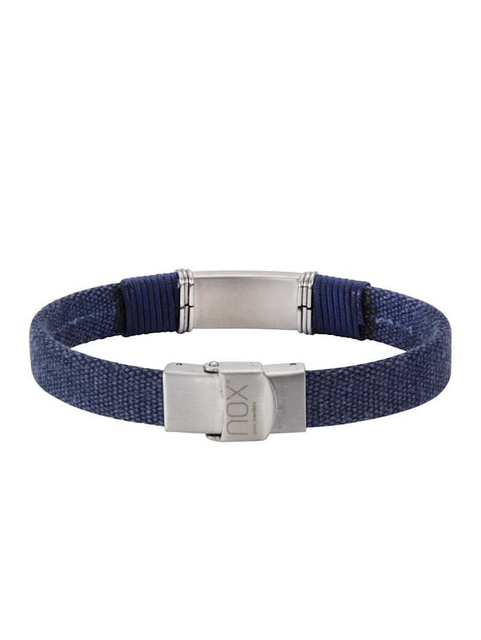 Armband Edelstahl 21cm Matt/Glanz