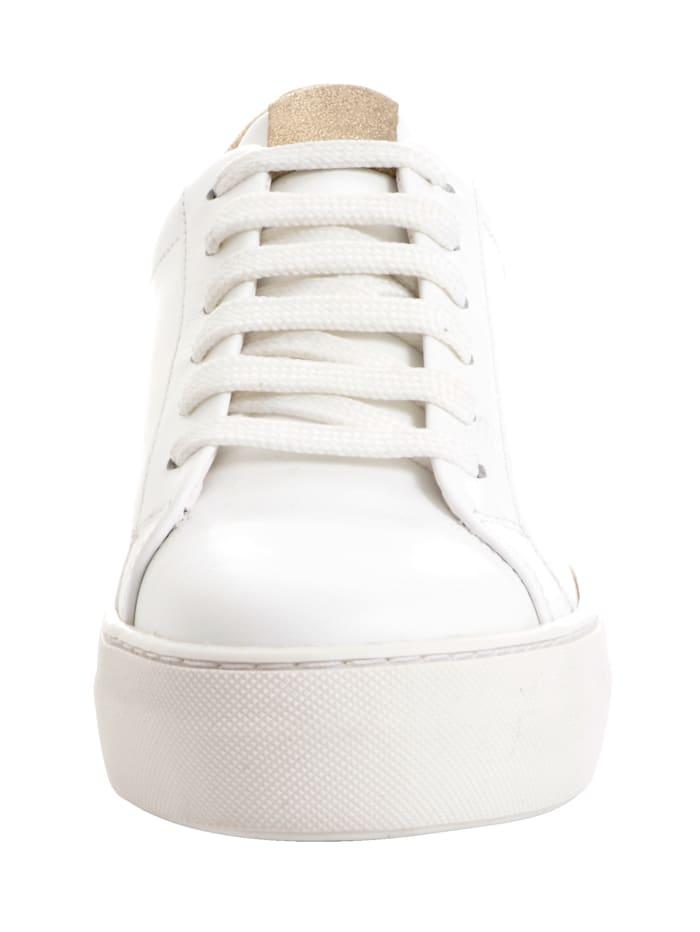 Sneaker mit Highlight