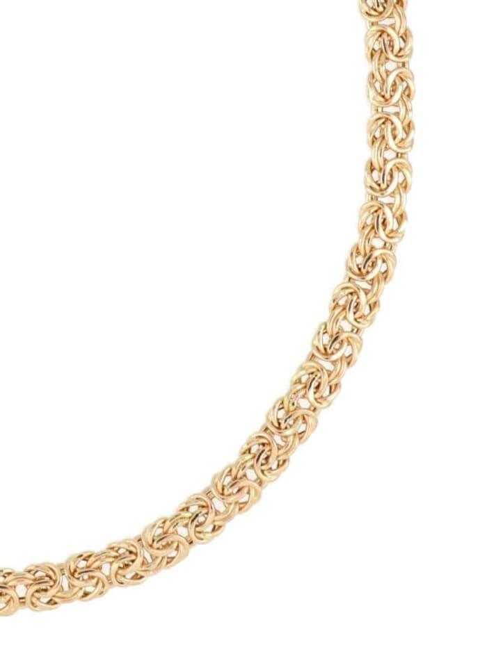Kultainen timanttikaulakoru KN48486