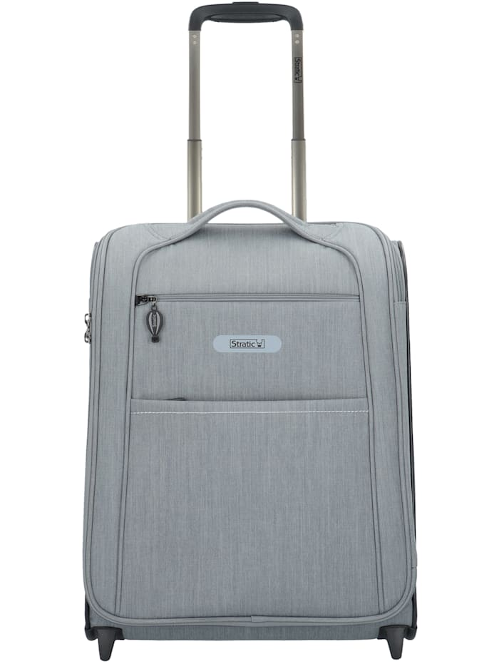 Stratic Floating S 2-Rollen Kabinentrolley 55 cm, stone grey