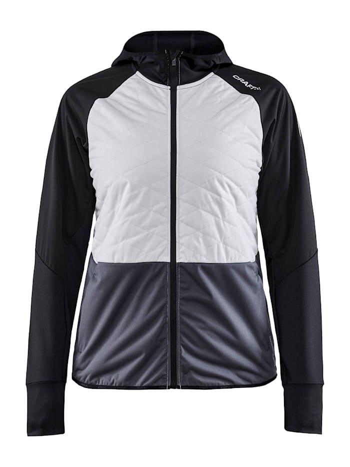 Craft ADV Warm Tech Jacket W, Black-Ash