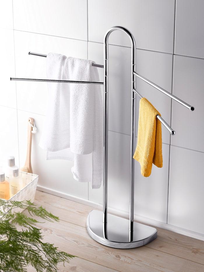Wenko Držák na ručníky, Žlutá