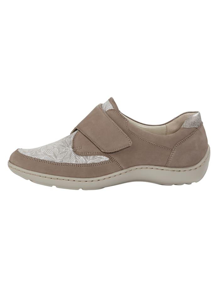 Ortho-Tritt-varustetut kengät
