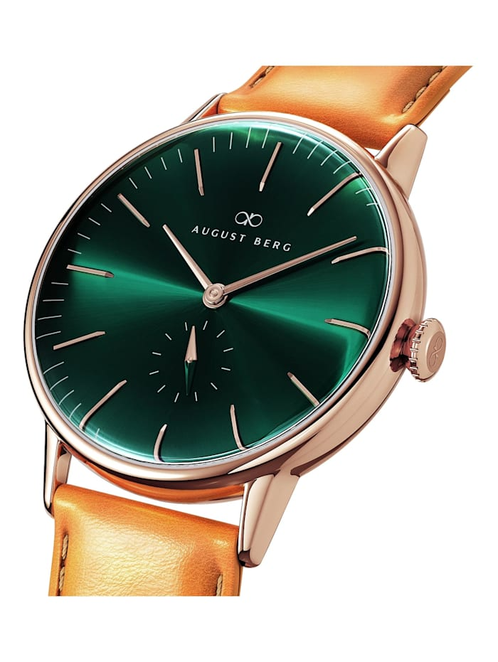 Uhr Serenity Greenhill Eye Leather 40mm