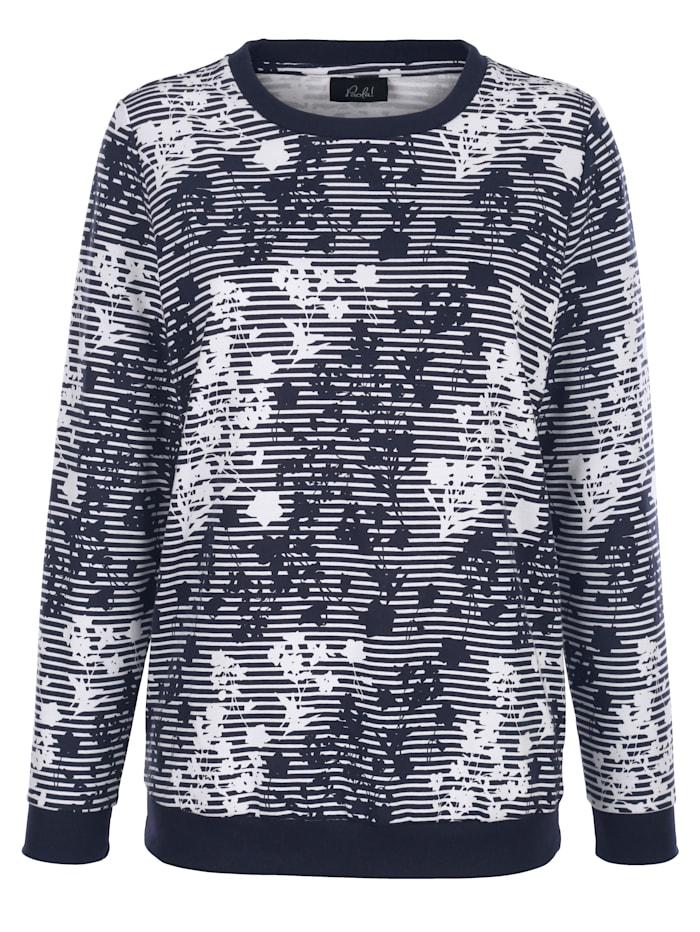 Sweat-shirt à imprimé mode