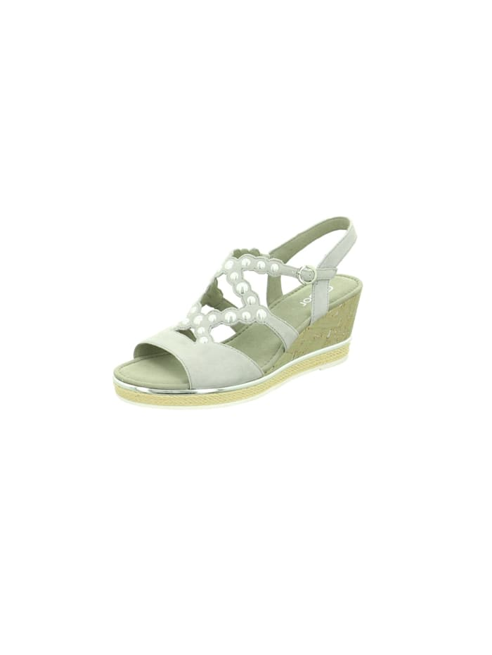 Gabor Sandale Sandale, grau