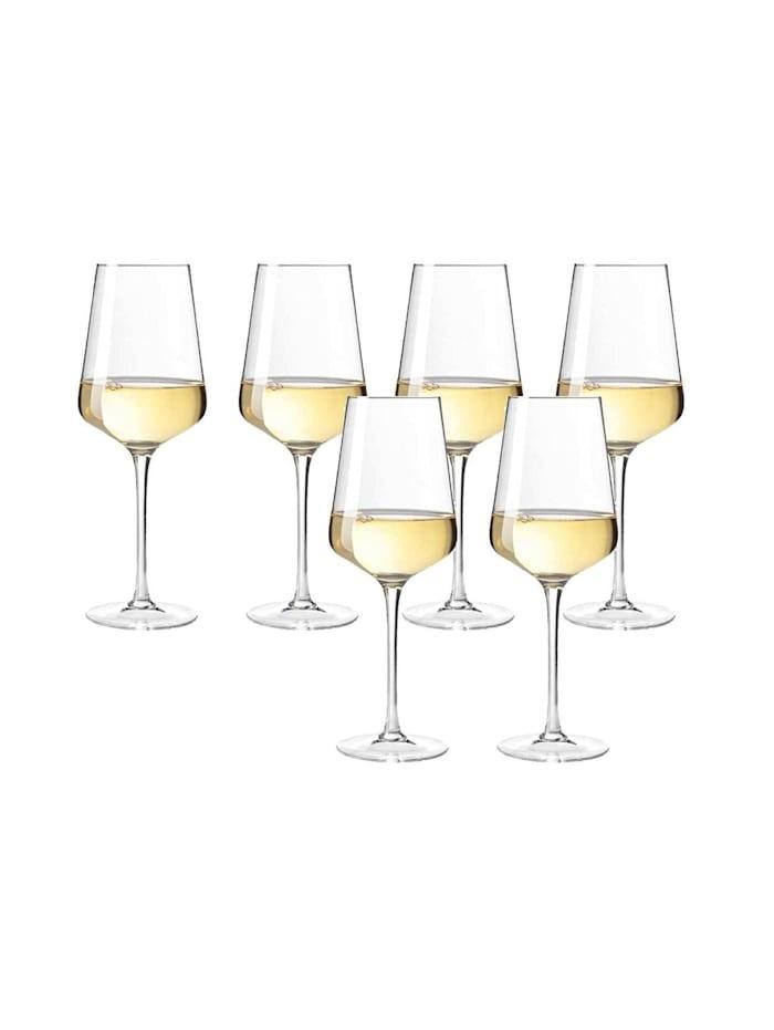 Leonardo Weißweinglas 6er-Set Puccini, Transparent