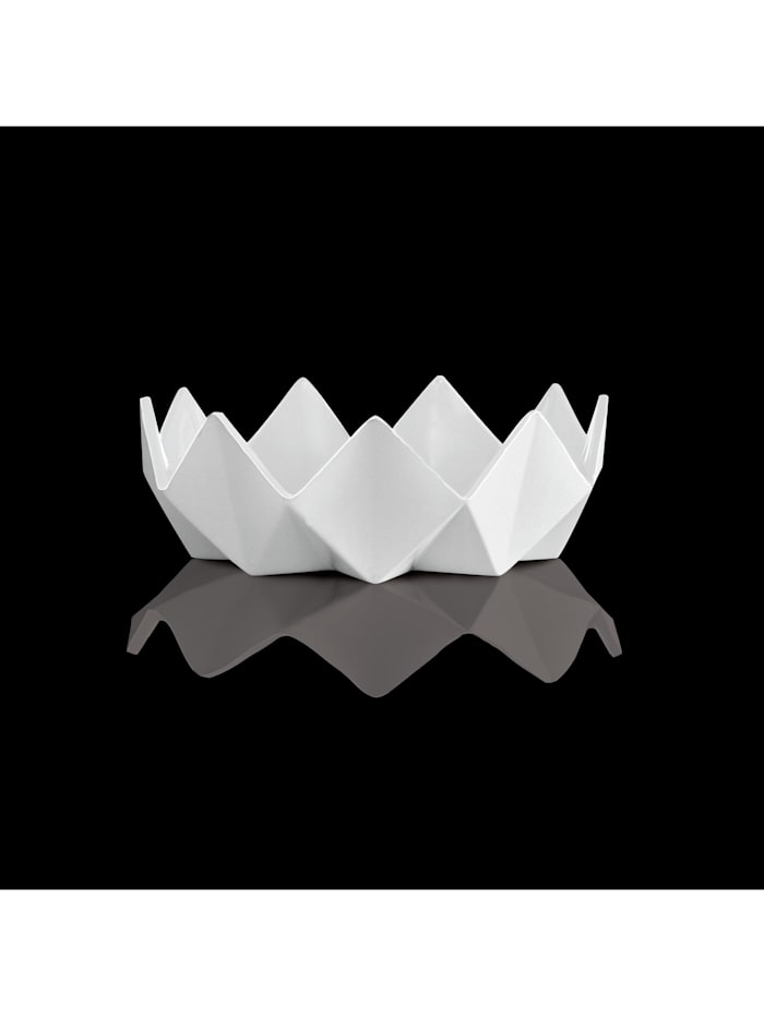 Kaiser Porzellan Kaiser Porzellan Schale Polygono Star, weiß
