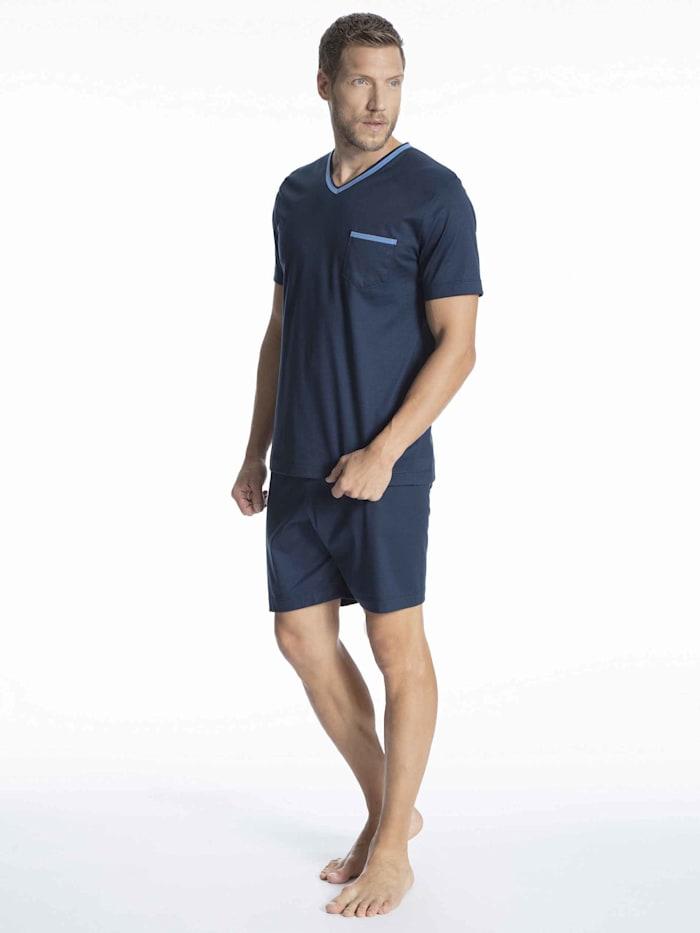 Kurz-Pyjama