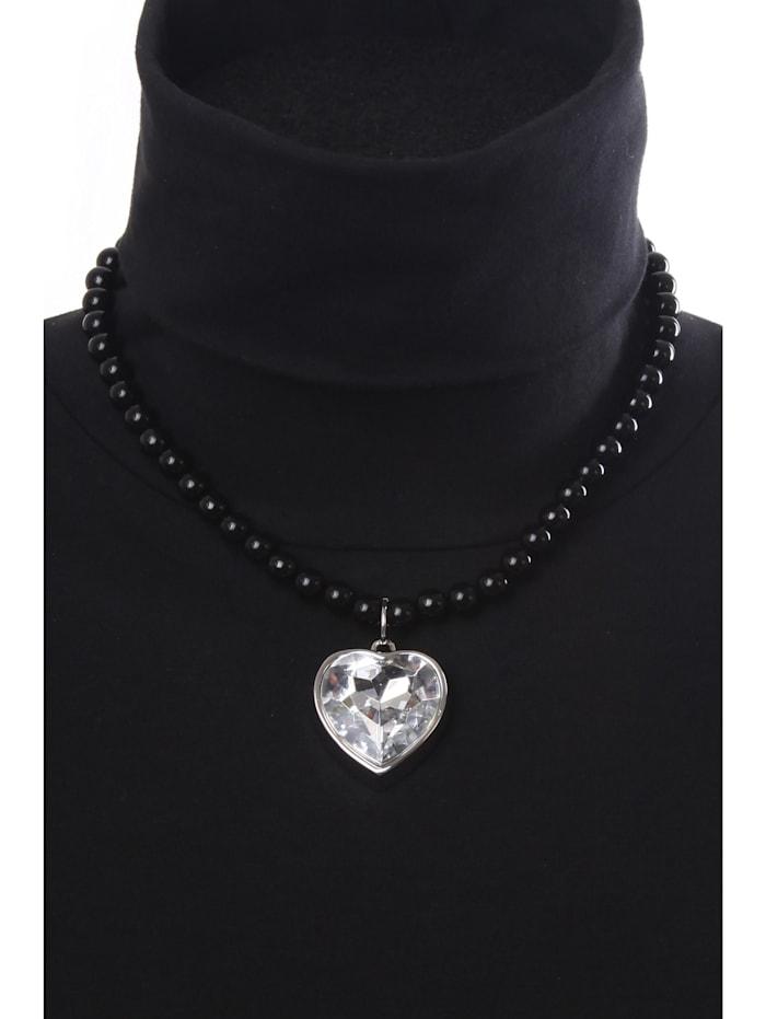 Trachtenkette Sissi mit Herzanhänger