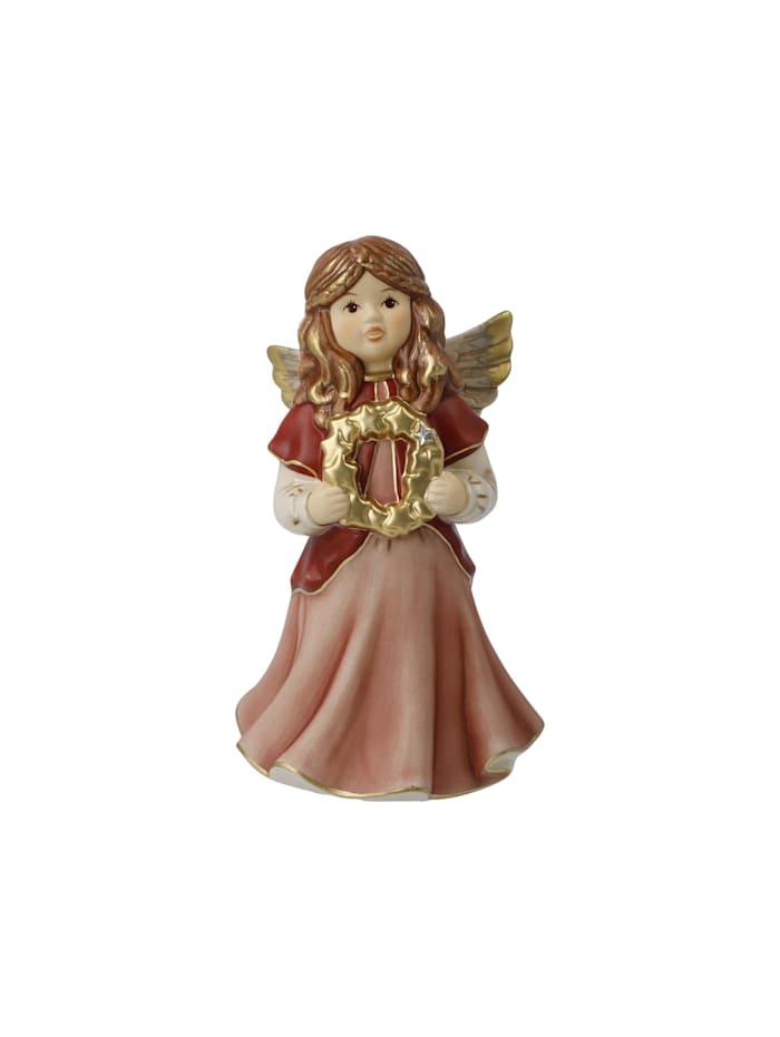 Goebel Goebel Engel Weihnachtsgrüße, bordeaux