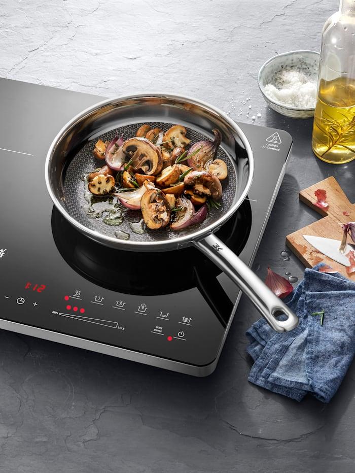 WMF Double plaque de cuisson à induction WMF 'Kult X', Noir